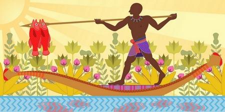 Fishingonthe Nile