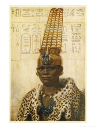 winifred-brunton-taharqa-pharaoh-25th-dynasty-initiated-extensive-building-projects-in-both-egypt-and-nubia